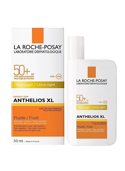 La Roche Posay Anth Tinted Fluide Spf 50+ Renksiz